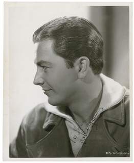 ROBERT YOUNG - AUTOGRAPHED INSCRIBED PHOTOGRAPH CIRCA 1935