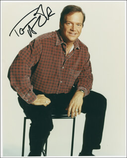 TOM ARNOLD - AUTOGRAPHED SIGNED PHOTOGRAPH