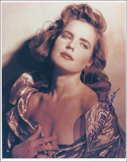 ELIZABETH McGOVERN - AUTOGRAPHED SIGNED PHOTOGRAPH