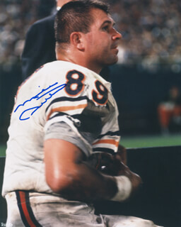MIKE DITKA - AUTOGRAPHED SIGNED PHOTOGRAPH