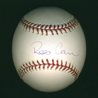 ROBINSON CANO - AUTOGRAPHED SIGNED BASEBALL