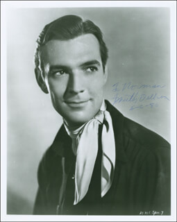 SMITH BALLEW - AUTOGRAPHED INSCRIBED PHOTOGRAPH