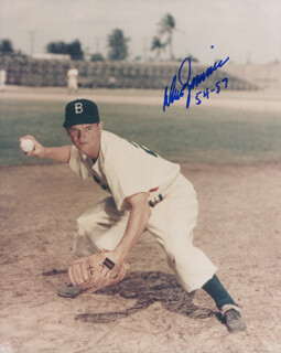 DON ZIMMER - AUTOGRAPHED SIGNED PHOTOGRAPH
