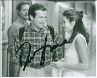 DIANE LANE - AUTOGRAPHED SIGNED PHOTOGRAPH