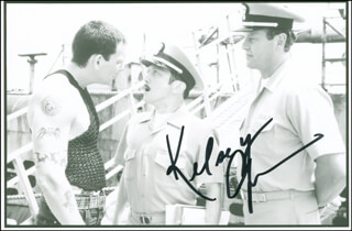 KELSEY GRAMMER - AUTOGRAPHED SIGNED PHOTOGRAPH