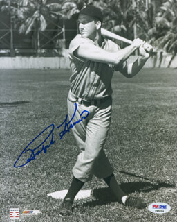 RALPH KINER - AUTOGRAPHED SIGNED PHOTOGRAPH