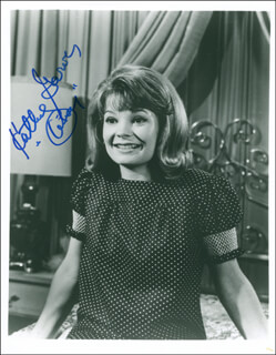 KATHY GARVER - AUTOGRAPHED SIGNED PHOTOGRAPH