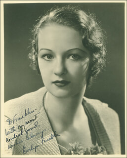 EVELYN VENABLE - AUTOGRAPHED INSCRIBED PHOTOGRAPH