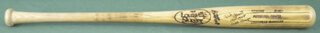 DICK GROAT - BASEBALL BAT (GAME USED) SIGNED