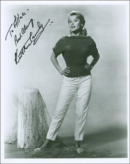 KATHLEEN CROWLEY - AUTOGRAPHED INSCRIBED PHOTOGRAPH