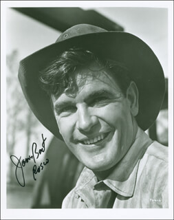 JAMES BEST - AUTOGRAPHED SIGNED PHOTOGRAPH