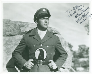 KIRK ALYN - AUTOGRAPHED INSCRIBED PHOTOGRAPH 06/24/1978