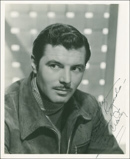 JAMES CRAIG - AUTOGRAPHED INSCRIBED PHOTOGRAPH