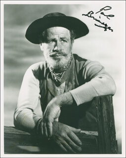 PAUL BRINEGAR - AUTOGRAPHED SIGNED PHOTOGRAPH