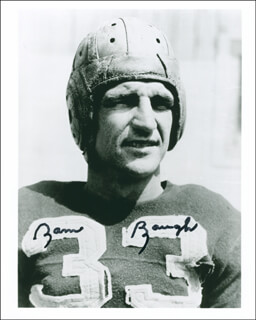SAMMY BAUGH - AUTOGRAPHED SIGNED PHOTOGRAPH  - HFSID 292821