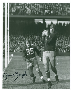 SAMMY BAUGH - AUTOGRAPHED SIGNED PHOTOGRAPH