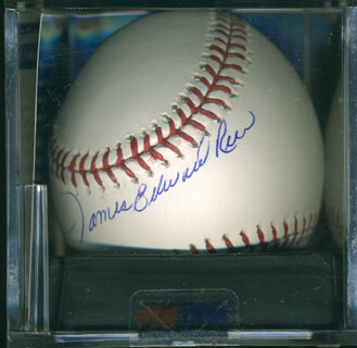 JIM RICE - AUTOGRAPHED SIGNED BASEBALL