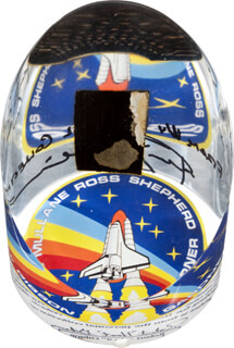 RUSTY SCHWEICKART - EPHEMERA SIGNED