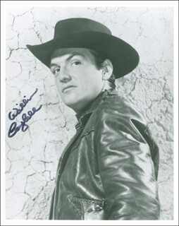 WILLIAM CAMPBELL - AUTOGRAPHED SIGNED PHOTOGRAPH