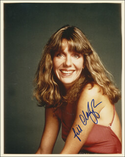 JILL CLAYBURGH - AUTOGRAPHED SIGNED PHOTOGRAPH