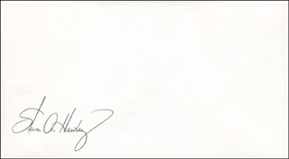 STEVEN A. HAWLEY - ENVELOPE SIGNED