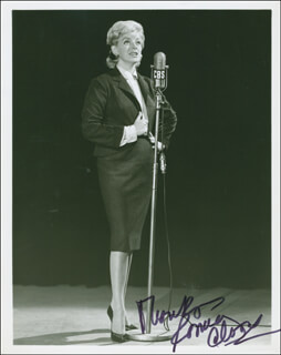 ROSEMARY CLOONEY - AUTOGRAPHED SIGNED PHOTOGRAPH