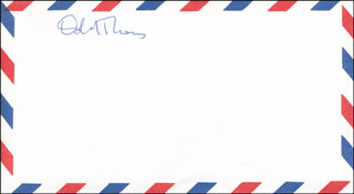 DONALD A. THOMAS - ENVELOPE SIGNED