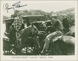 JAMES JIMMY ELLISON - AUTOGRAPHED SIGNED PHOTOGRAPH