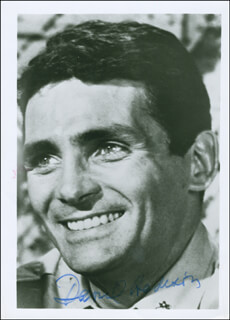 DAVID HEDISON - AUTOGRAPHED SIGNED PHOTOGRAPH