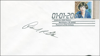 Autographs: PAUL EHRLICH - ENVELOPE SIGNED