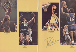 DAVE COWENS - MAGAZINE SIGNED