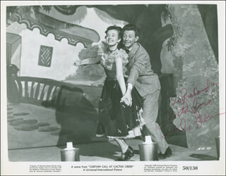 GALE STORM - AUTOGRAPHED INSCRIBED PHOTOGRAPH
