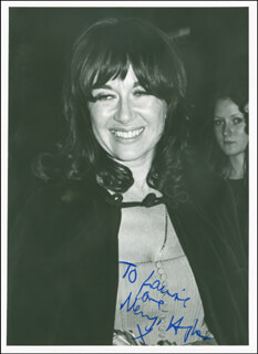 NERYS HUGHES - AUTOGRAPHED INSCRIBED PHOTOGRAPH