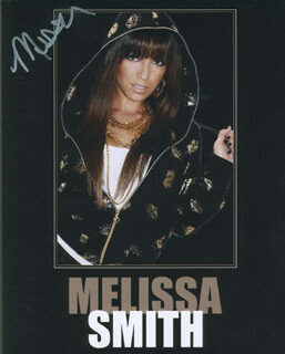 MELISSA (SMITH) MOLINARO - AUTOGRAPHED SIGNED PHOTOGRAPH