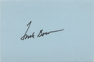Autographs: COLONEL FRANK BORMAN - SIGNATURE(S)