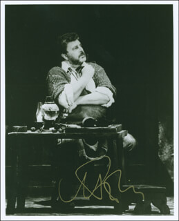 BERND WEIKL - AUTOGRAPHED SIGNED PHOTOGRAPH