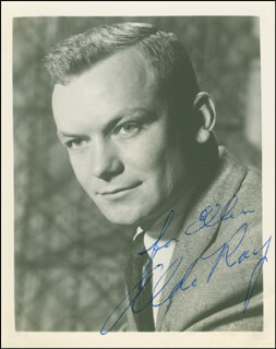 ALDO RAY - AUTOGRAPHED INSCRIBED PHOTOGRAPH