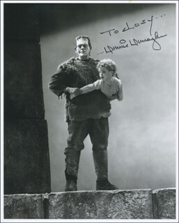 Autographs: DONNIE DUNAGAN - INSCRIBED PHOTOGRAPH SIGNED