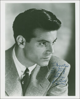JIMMY RUSSELL - AUTOGRAPHED INSCRIBED PHOTOGRAPH