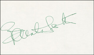 RENATA SCOTTO - AUTOGRAPH