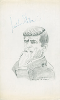 WILLIAM DEVANE - ORIGINAL ART SIGNED CO-SIGNED BY: PB SOCCI