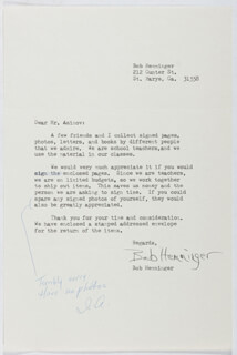 Autographs: ISAAC ASIMOV - AUTOGRAPH NOTE SIGNED