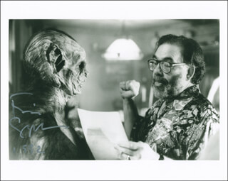 FRANCIS FORD COPPOLA - AUTOGRAPHED SIGNED PHOTOGRAPH