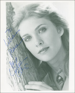 COLLEEN CAMP - AUTOGRAPHED INSCRIBED PHOTOGRAPH