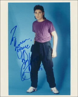 COREY FELDMAN - AUTOGRAPHED INSCRIBED PHOTOGRAPH 2005
