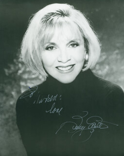 BEVERLY GARLAND - AUTOGRAPHED INSCRIBED PHOTOGRAPH
