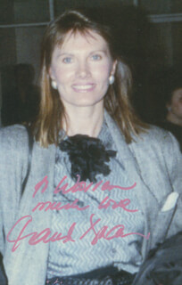 Autographs: MAUD ADAMS - INSCRIBED PHOTOGRAPH SIGNED