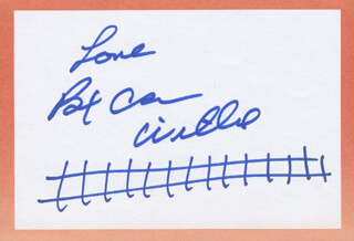 BOX CAR WILLIE - AUTOGRAPH SENTIMENT SIGNED