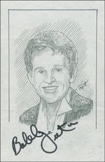JOHN RAITT - ORIGINAL ART SIGNED CO-SIGNED BY: BOBBY VINTON