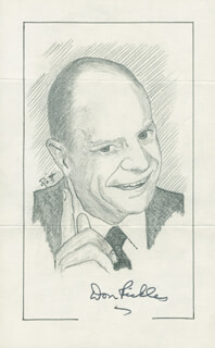 JOHN RAITT - ORIGINAL ART SIGNED CO-SIGNED BY: DON RICKLES